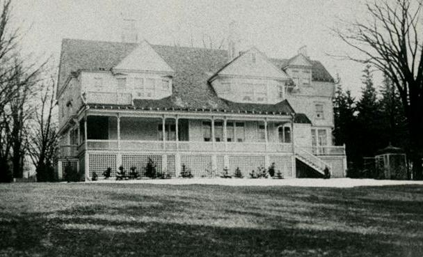 1907 House back