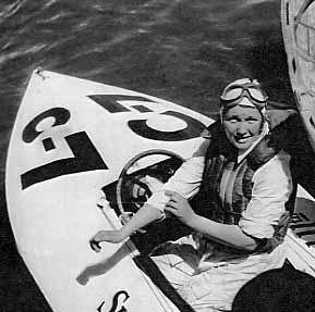 Loretta-in-Boat