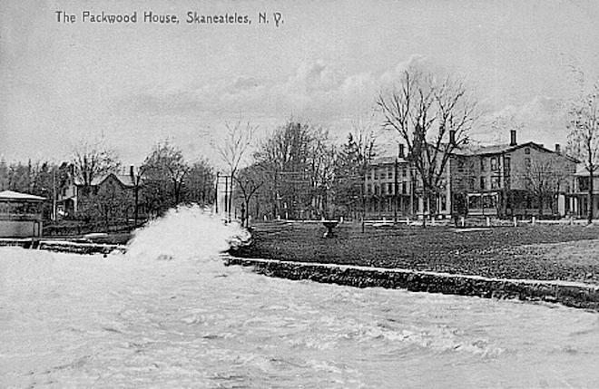Packwood House Gray