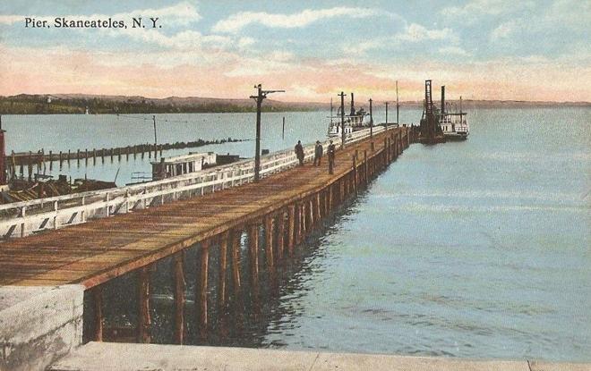Skaneateles Pier
