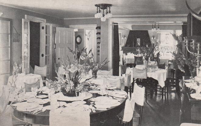 Krebs Dining Room