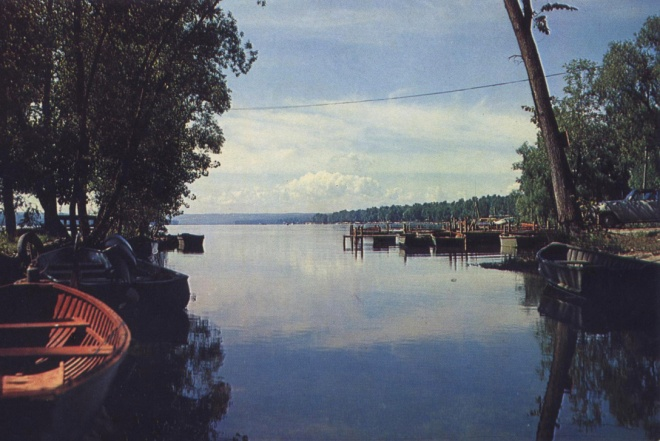 South End of Lake