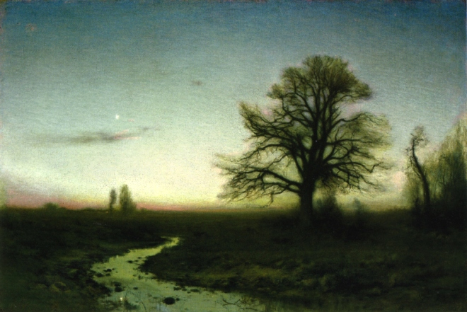 evening arroyo 1886