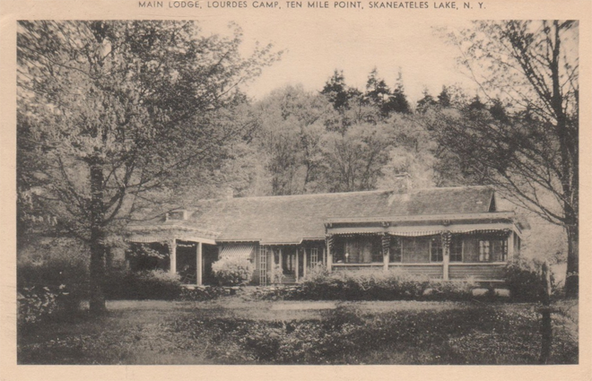Lourdes Camp Lodge
