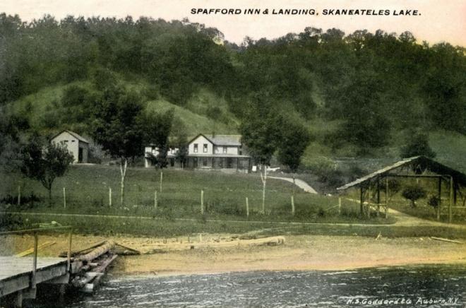 Spafford Inn