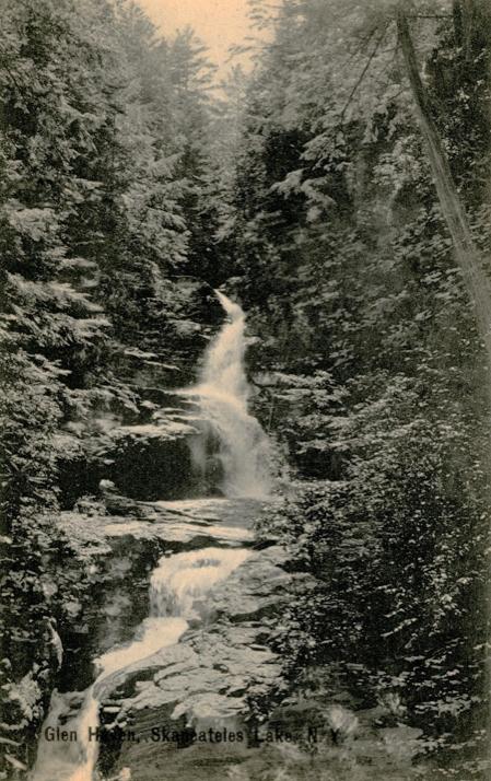 Glen Haven Falls