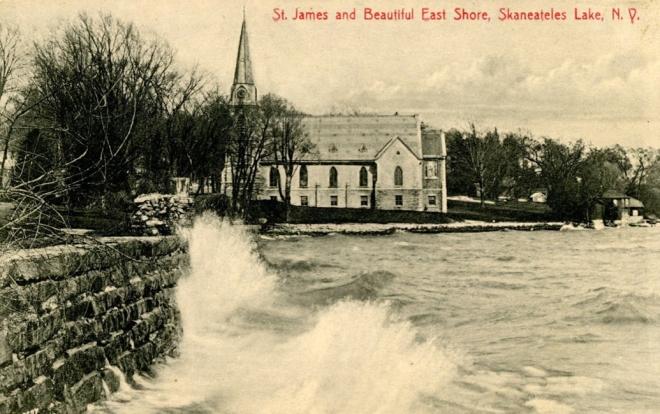 St James Raw