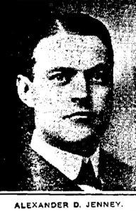 Alexander Jenney
