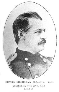 Edwin Sherman Jenney