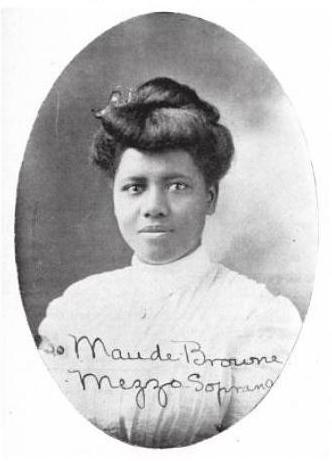 Maude Brown