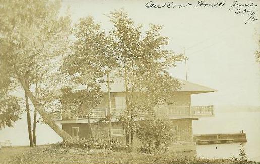 Hazelhurst Boat House