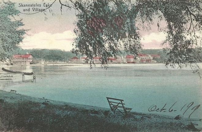 Skaneateles 1909 Mrs. Specht