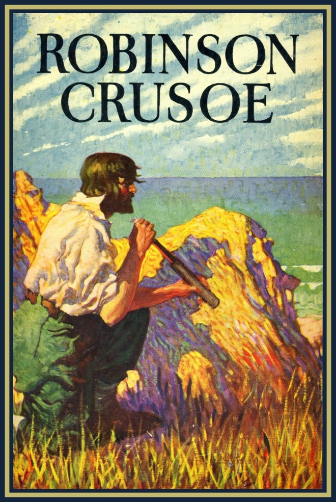 Godwin Robinson Crusoe