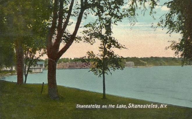 Skaneateles on the Lake