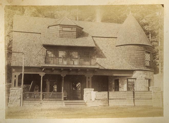 George Hey Cottage