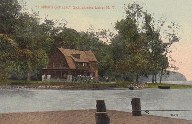 Holden's Cottage