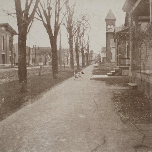 Jordan Street Looking South