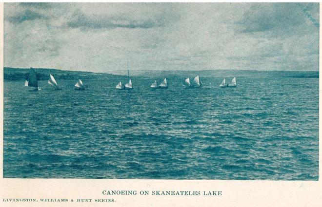 Skaneateles Canoeing