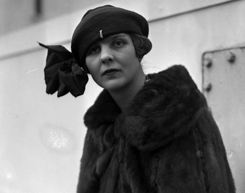Virginia Loney Gamble 1924