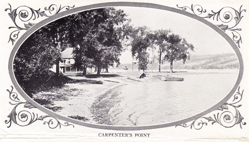 S Carpenter Point