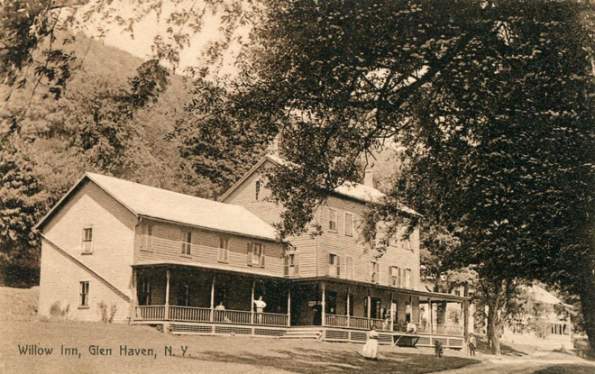 Willow Inn Glen Haven