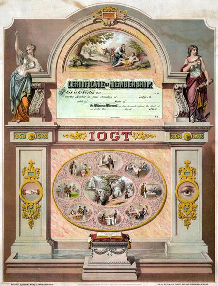 IOGT-Certificate