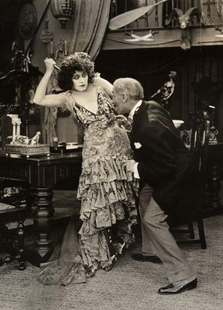 Theda She Devil 1918