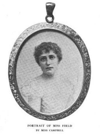 Fanny Field Cameo