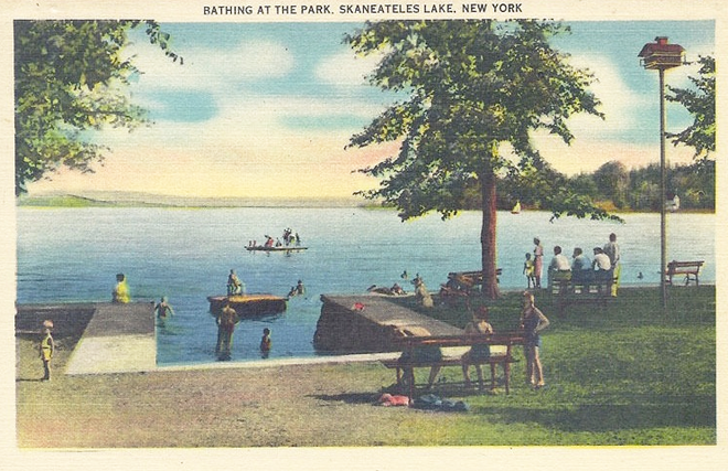 Skaneateles Bathing
