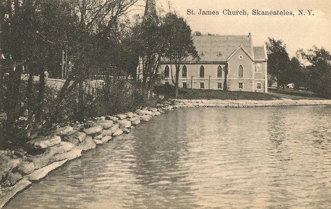 St James Breakwall