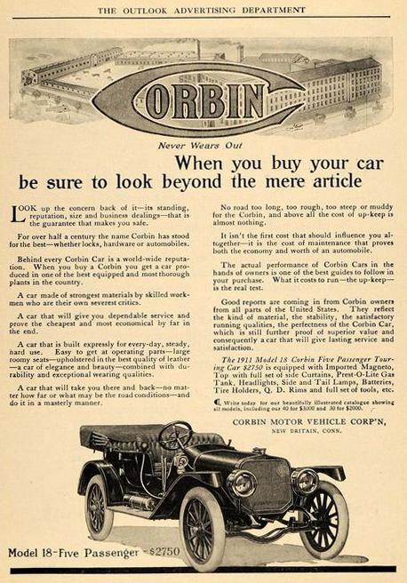 1911 Corbin