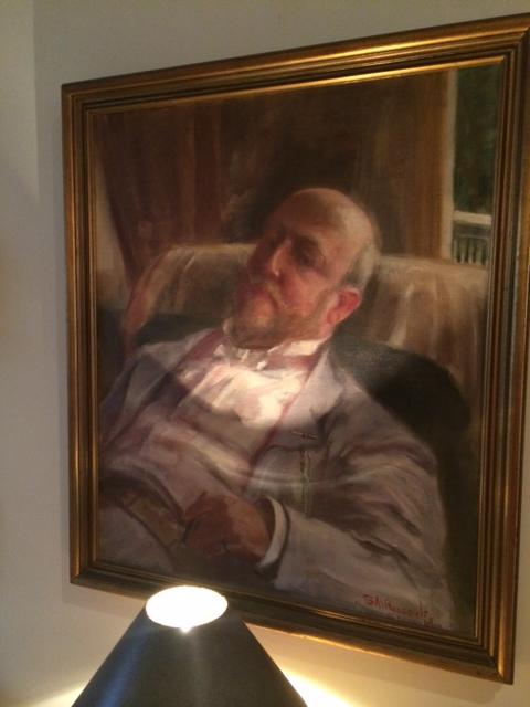 Fred Roosevelt Upright