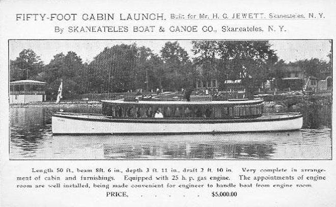 Launch for Jewett