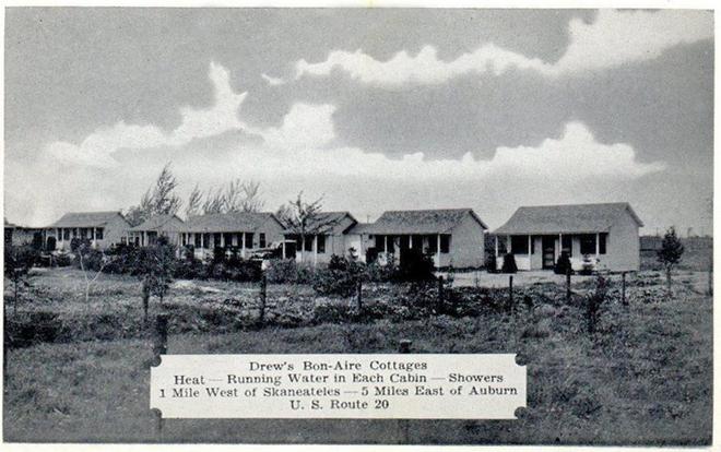 Drew's Cottages