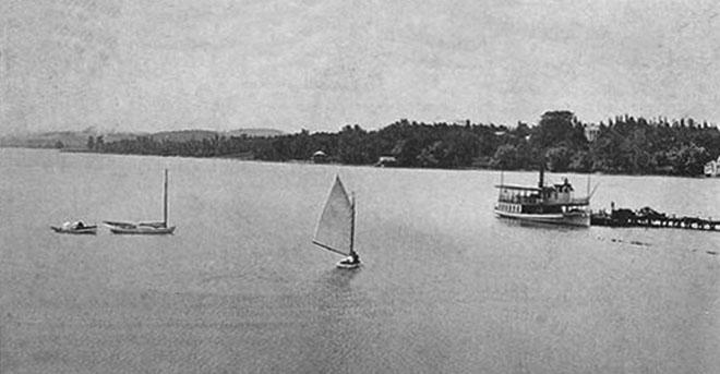 1905 Sailing
