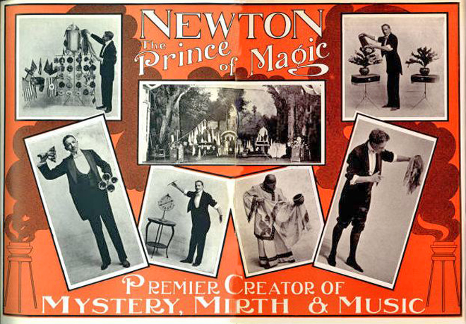 Newton Prince 2