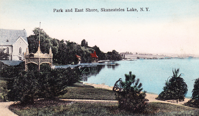 East Cove Tinted