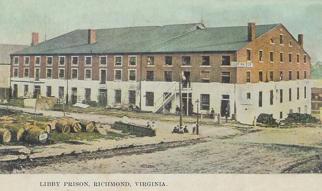 Libby Prison 1
