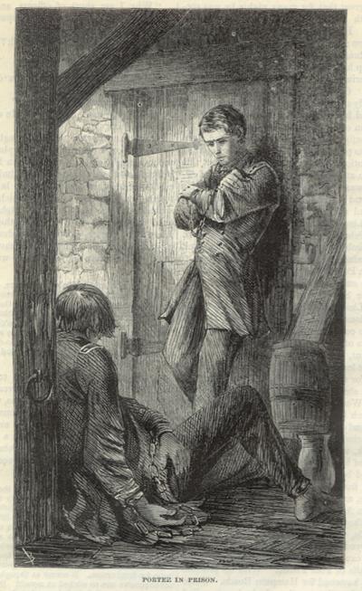 Porter in Prison
