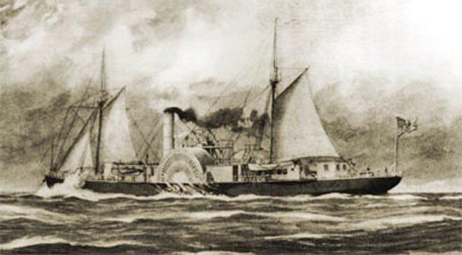USS Malvern
