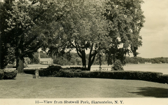 View from Shotwell Park