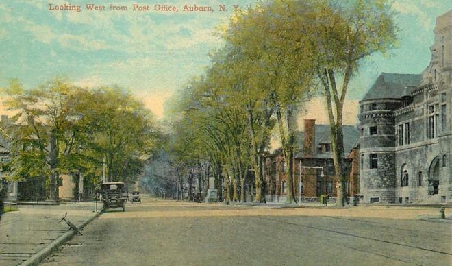 Auburn Foley Mansion