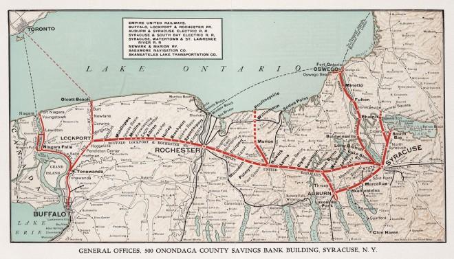 Beebe electric railway auburn 1913