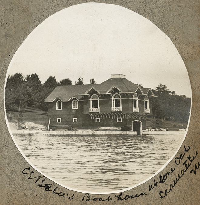 Beebe's Boathouse at Lone Oak