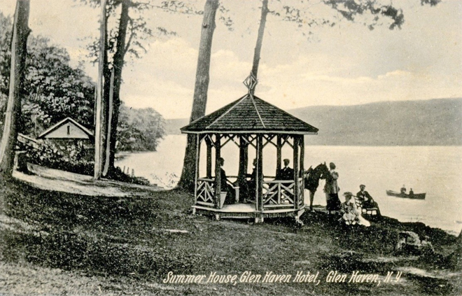 Glen Haven Summer House copy