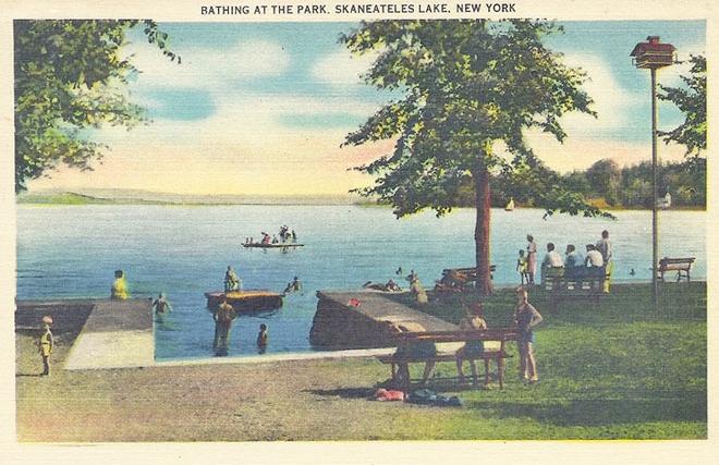 Clift Park Linen Bathing