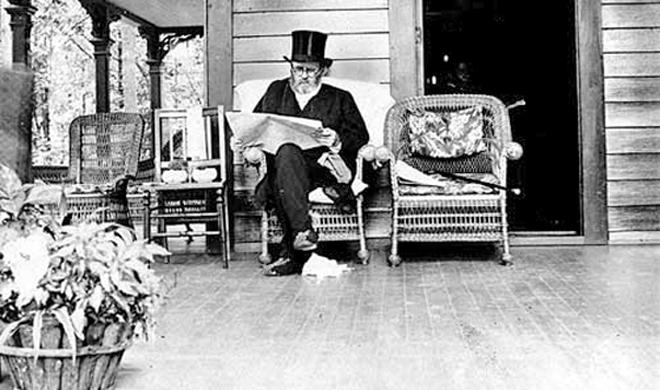 Grant on Porch 1