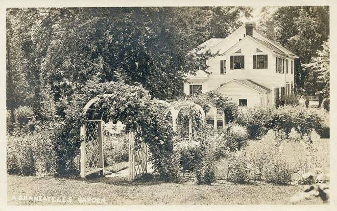 Skaneateles Garden