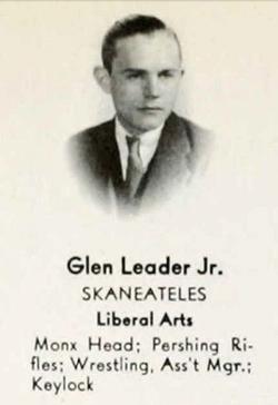 Glenn Leader 1939