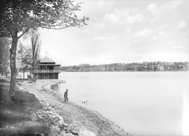 Mystery Boathouse